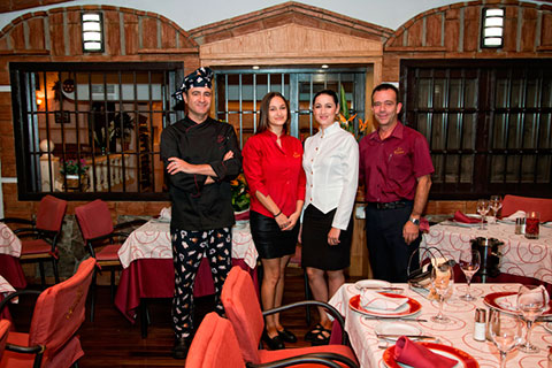Author restaurant in Fuengirola