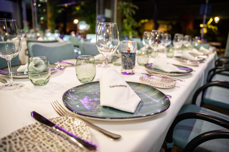 Restaurant in fuengirola restaurant los enebros - Cortinas fuengirola ...